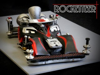Route the Rocketeer